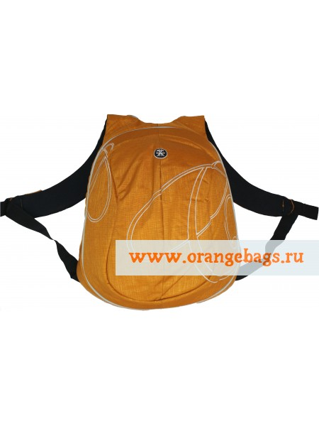 Рюкзак для ноутбука Crumpler «Messenger boy full photo BP orange»