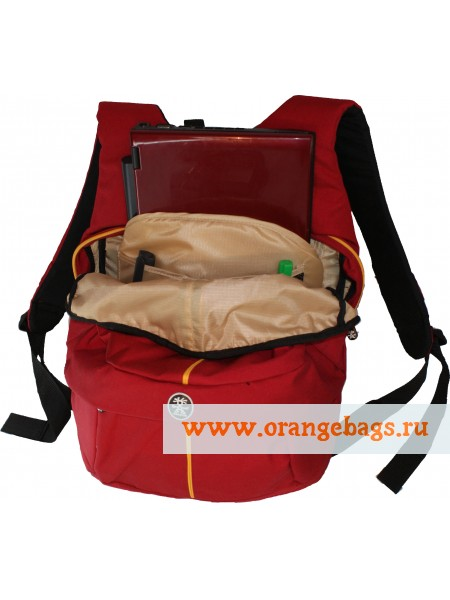 Рюкзак для фотографа Crumpler «Pretty boy backpack red»