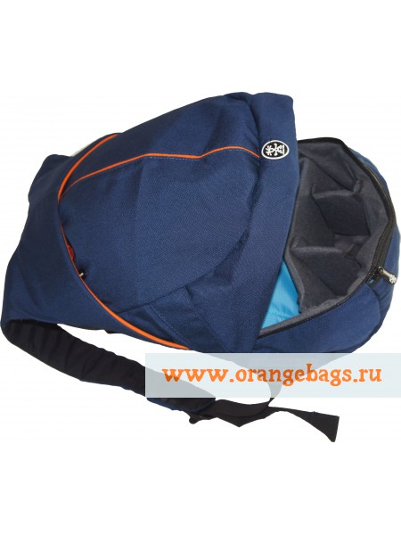 Рюкзак для фотографа Crumpler «Pretty boy backpack dark blue»