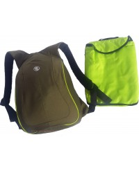 "Рюкзак Рюкзак ""Антивор""<br / >Crumpler Little Stevie dark green"