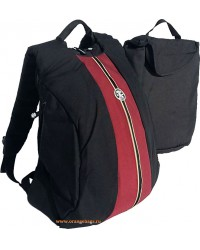 "Рюкзак Рюкзак ""Антивор""<br / >Crumpler The dark side black+red"